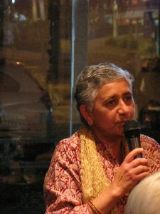 Meera Govil of Eltham Bookshop